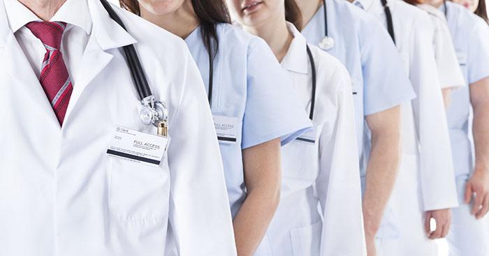 variety-of-medical-pros